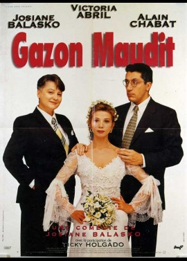 GAZON MAUDIT movie poster
