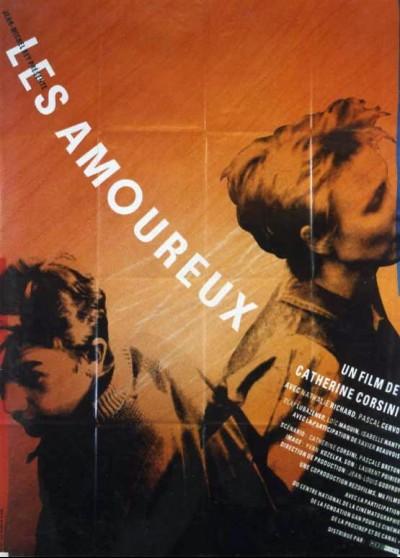 affiche du film AMOUREUX (LES)