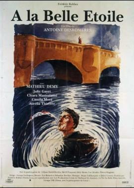 A LA BELLE ETOILE movie poster