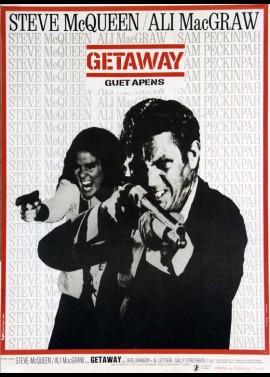 affiche du film GETAWAY GUET APENS