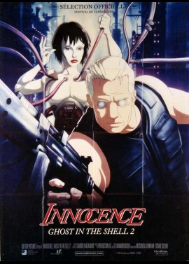 affiche du film INNOCENCE GHOST IN THE SHELL 2