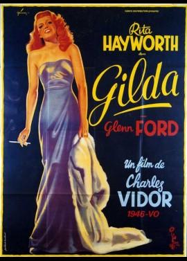affiche du film GILDA