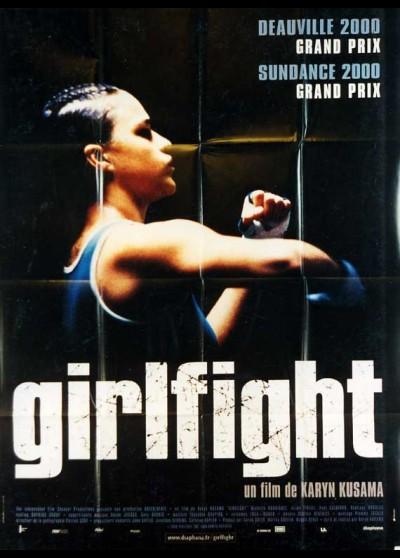 affiche du film GIRLFIGHT