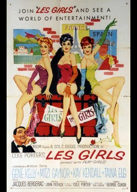 affiche du film GIRLS (LES)