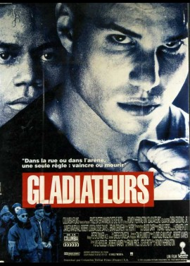 affiche du film GLADIATEURS