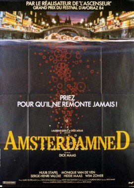 AMSTERDAMNED movie poster