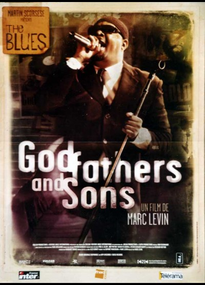BLUES (THE) / GODFATHERS AND SONS movie poster