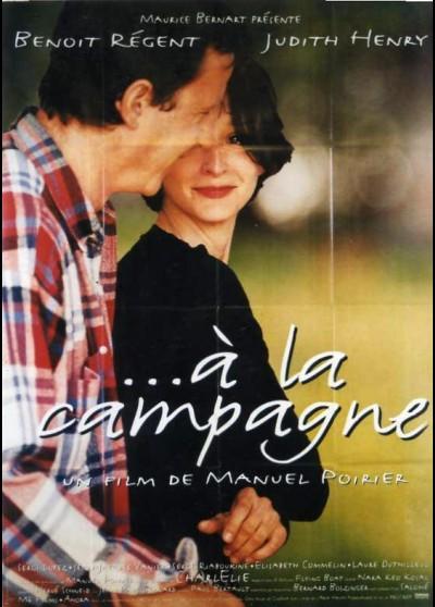 A LA CAMPAGNE movie poster