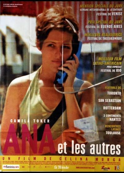 affiche du film ANA ET LES AUTRES