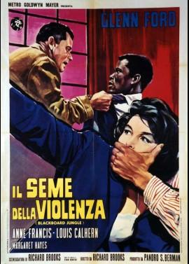 affiche du film GRAINE DE VIOLENCE