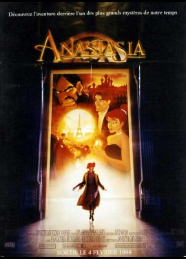 ANASTASIA movie poster