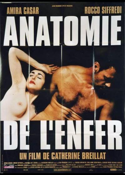 ANATOMIE DE L'ENFER movie poster