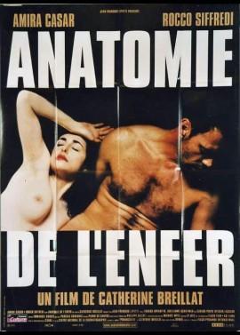 affiche du film ANATOMIE DE L'ENFER