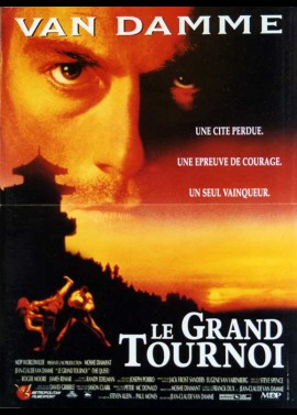 affiche du film GRAND TOURNOI (LE)