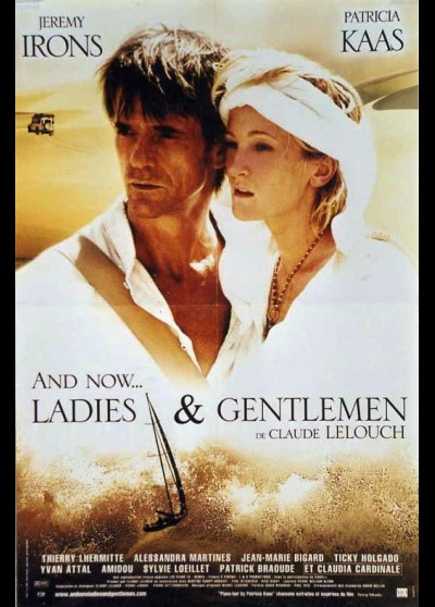 affiche du film AND NOW LADIES AND GENTLEMEN