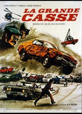 affiche du film GRANDE CASSE (LA)