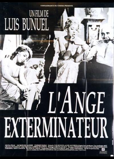ANGEL EXTERMINADOR (EL) movie poster