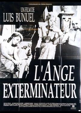 affiche du film ANGE EXTERMINATEUR (L')