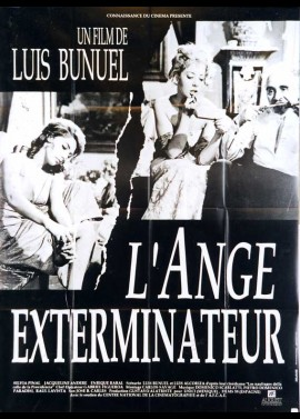 ANGEL EXTERMINADOR (EL) movie poster