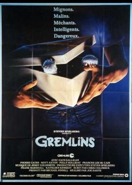 affiche du film GREMLINS