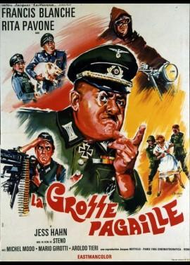 affiche du film GROSSE PAGAILLE (LA)