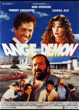 affiche du film ANGE OU DEMON