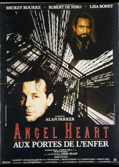 affiche du film ANGEL HEART