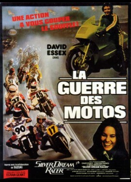 SILVER DREAM RACER movie poster