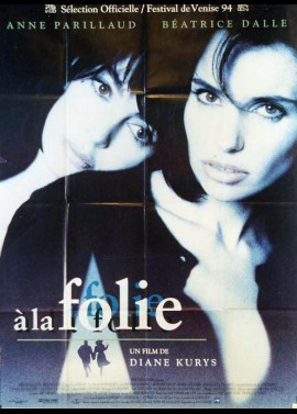 A LA FOLIE movie poster