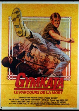 GYMKATA movie poster