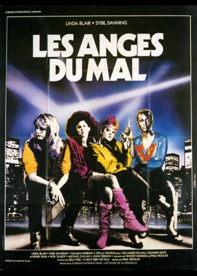 affiche du film ANGES DU MAL (LES)