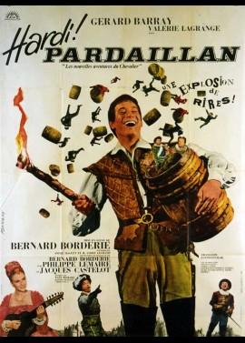 HARDI PARDAILLAN movie poster