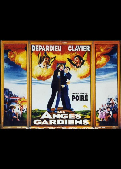 ANGES GARDIENS (LES) movie poster