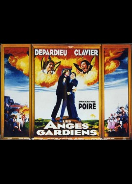 ANGES GARDIENS (LES) movie poster