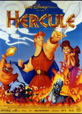 HERCULES movie poster