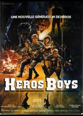 ZERO BOYS (THE) movie poster