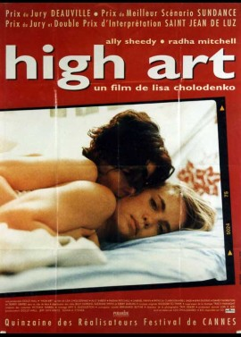 HIGH ART movie poster