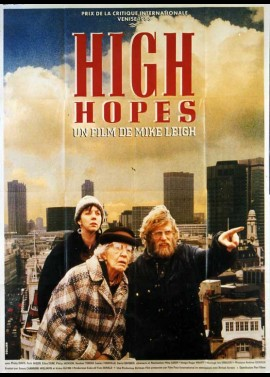HIGH HOPES movie poster