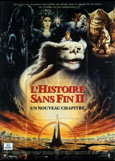 NEVERENDING STORY 2 THE NEXT CHAPTER (THE) movie poster