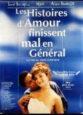 HISTOIRES D'AMOUR FINISSENT MAL EN GENERAL (LES)