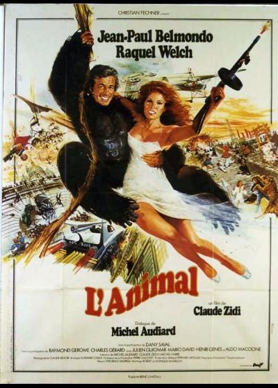 ANIMAL (L') movie poster