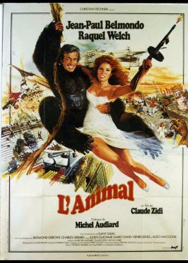 ANIMAL (L') movie poster
