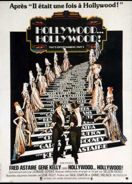 affiche du film HOLLYWOOD HOLLYWOOD