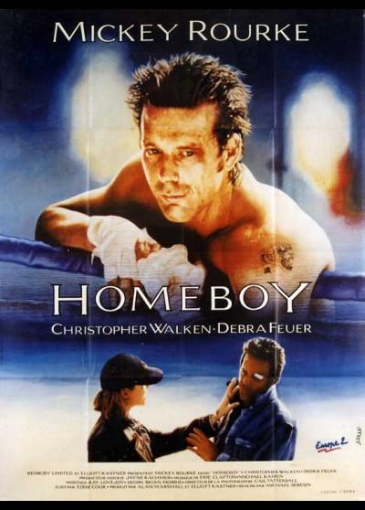 affiche du film HOMEBOY