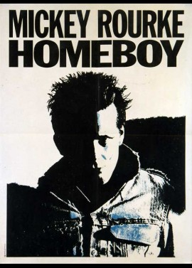 HOMEBOY movie poster