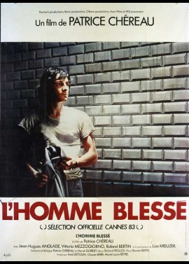 HOMME BLESSE (L') movie poster