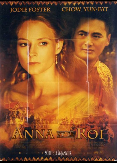 ANNA AND THE KING movie poster