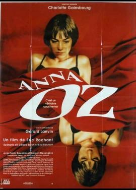 affiche du film ANNA OZ