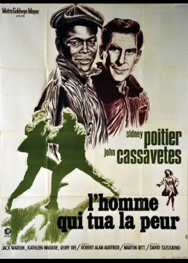 affiche du film HOMME QUI TUA LA PEUR (L')