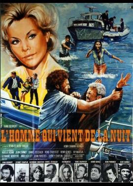 HOMME QUI VIENT DE LA NUIT (L') movie poster